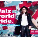 Das Handwerk – Kampagnenbotschafterin Johanna Röh