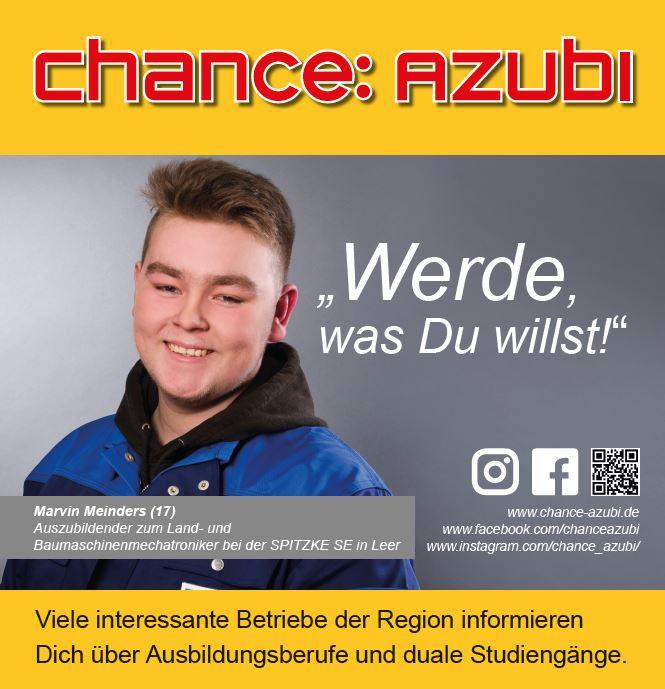 Die Ausbildungsmessen von Chance: Azubi e. V.